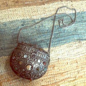 Handbags - Mini boho festival purse